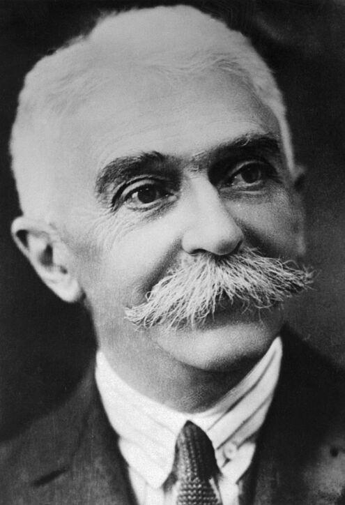 Pierre De Coubertin, pai dos Jogos Olímpicos modernos
