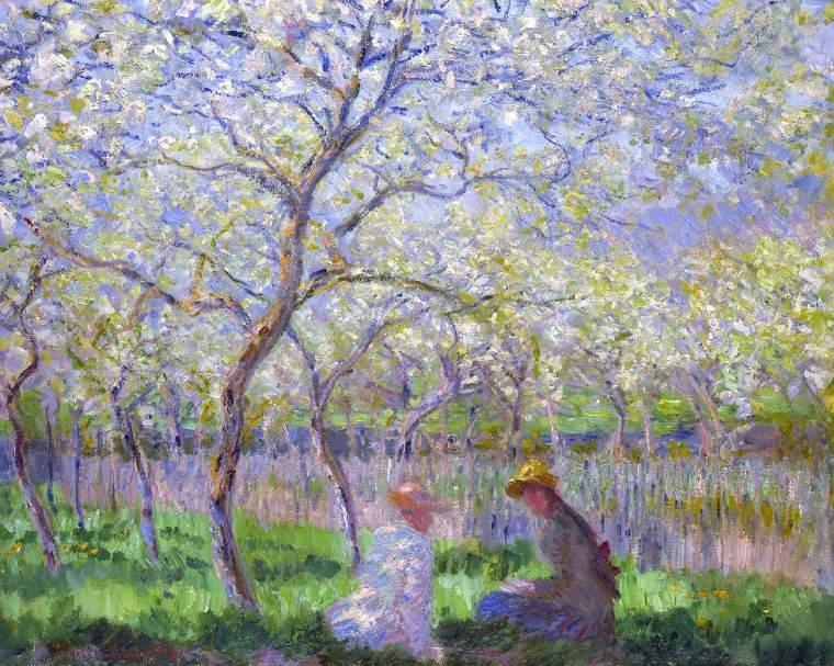 Arte e primavera