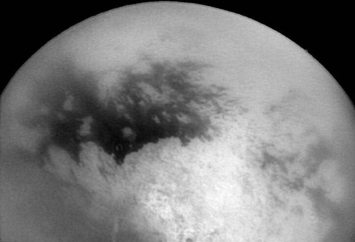 mares espaciais