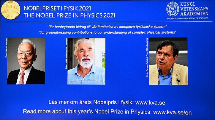 Prêmio Nobel Italiano
